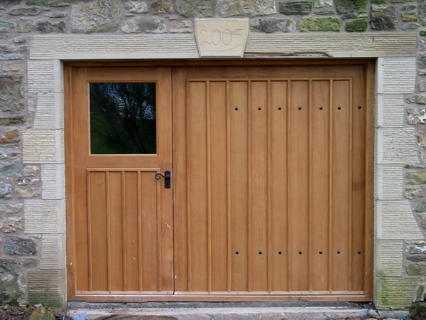 Garage Doors Hardwood Gates Wooden Gates Bespoke Gates