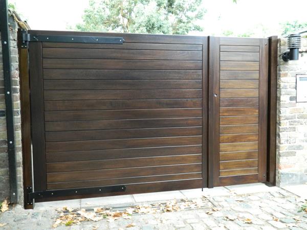 garage door entrance ideas - Fully Boarded Gates Hardwood Gates Wooden Gates Bespoke