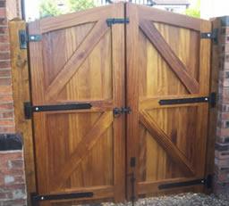 Gate Furniture Hardwood Gates Wooden Gates Bespoke