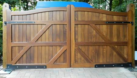 Gate Automation, Hardwood Gates, Wooden Gates, Bespoke Gates
